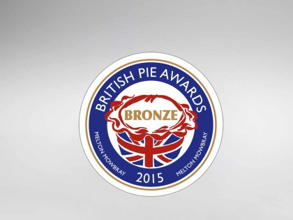 Brit Pie Bronze 2015 Award