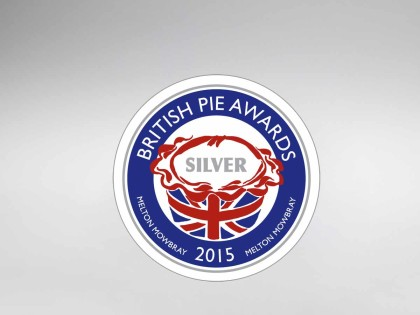 Brit Pie Silver 2015 Award