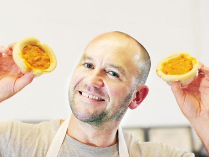 Darwen Real Thai Pie Company links up with luxury hotel chain